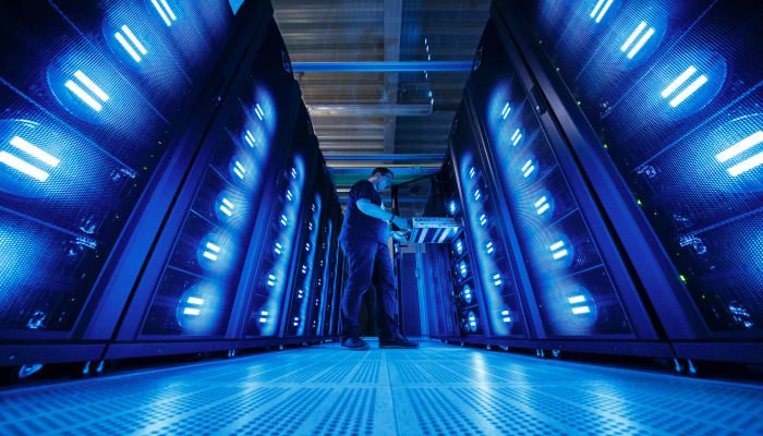 UE supercomputer bologna