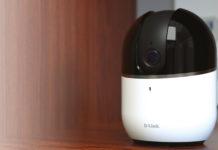 D-Link Wi-Fi HD DCS-8515LH