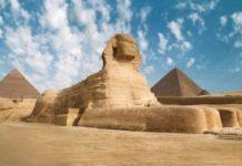 Egitto mistero Piramide Giza