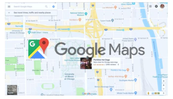 Google Maps Android aggiornamento