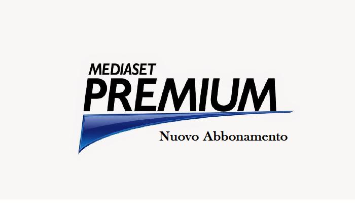 Mediaset Premium sconto nuovo abbonamento