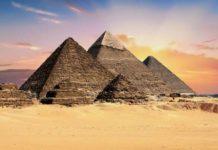 egitto: segreto piramide di giza
