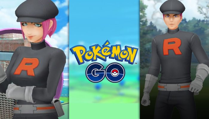pokemon go team rocket