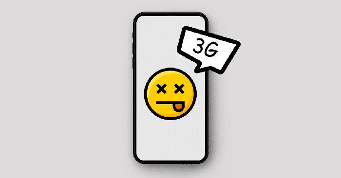 addio 3G in Italia
