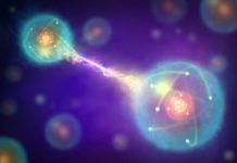 einstein entanglement quantistico