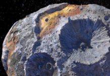 meteorite psyche 16