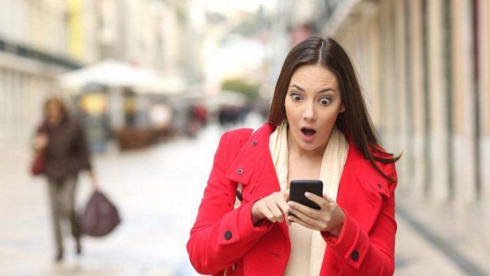 smartphone sorpresa
