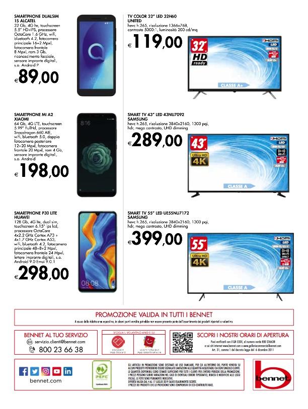 new styles e6e01 8b388 Volantino Bennet si dedica agli smartphone Android con ...