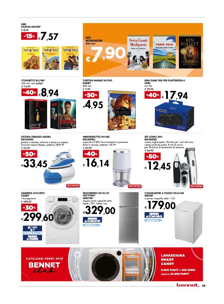 competitive price f6697 5c1e3 Volantino Bennet: nuovi prezzi ed offerte sugli smartphone ...