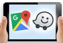 waze batte google maps