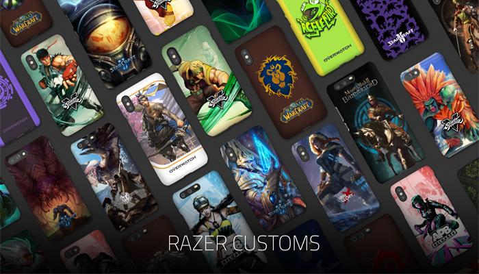 Razer Customs, se sei un vero gaming crea la tua cover speciale
