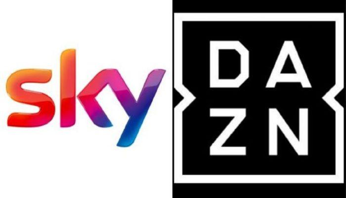 Sky, DAZN cerca l'accordo per avere la Serie A senza connessione internet