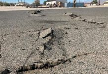 california terremoti