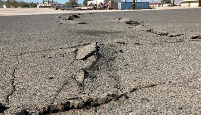 california terremoti