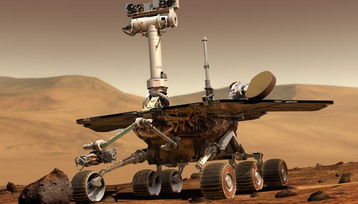 marte-rover