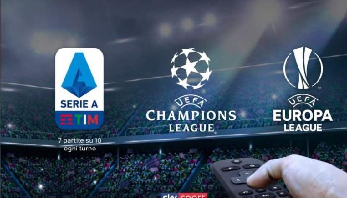 offerta Serie A Now TV con TIM e Vodafone