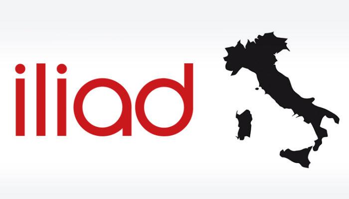 Iliad lancia le sue nuove offerte 5G e la sua solita promozione da 50GB