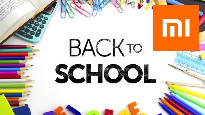 Xiaomi Back To School