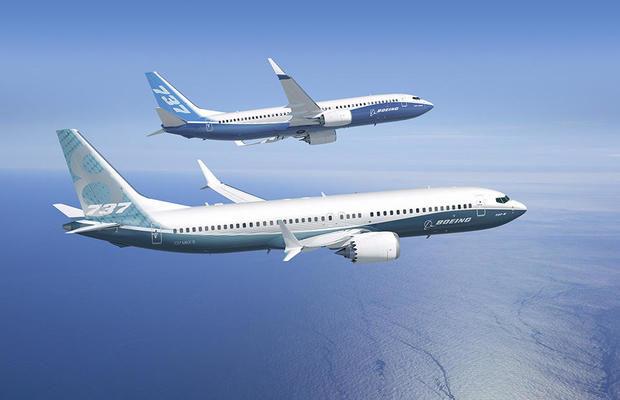 boeing 737 max 8 contro 737-800