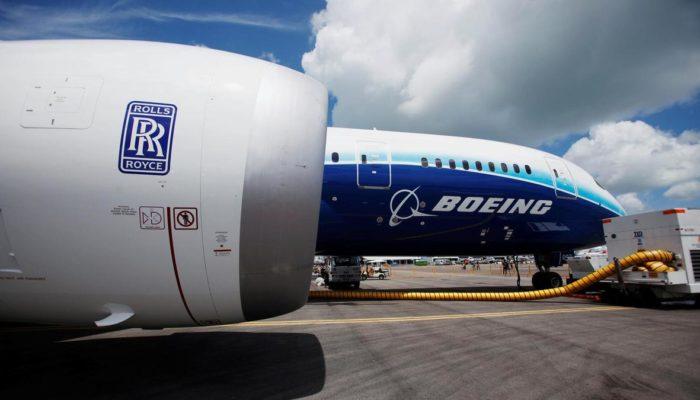 boeing aereo propulsione nucleare