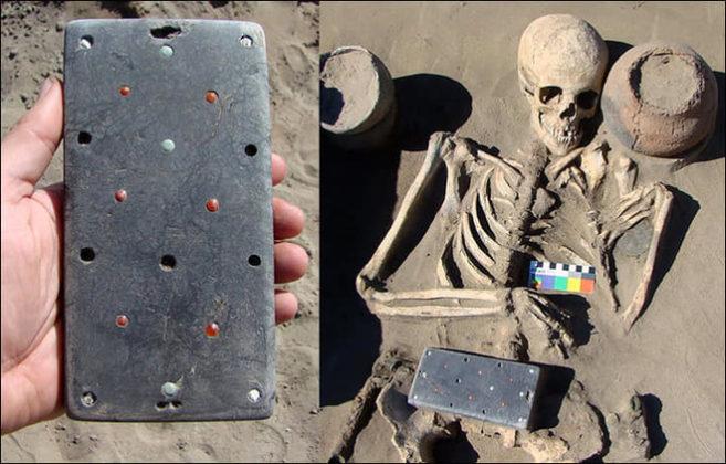 iPhone scheletro