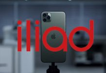 Iliad iPhone 11