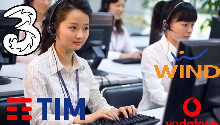 Truffe call center