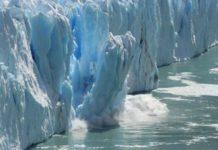clima scioglimento ghiacciai