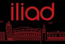 Iliad affronta Vodafone e TIM con una novità e con 50GB a 7 euro