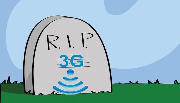 addio 3G