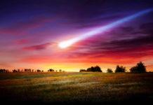 meteoriti cile sfere di fuoco