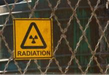 nube radiazioni