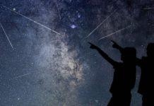 orionidi stelle cadenti