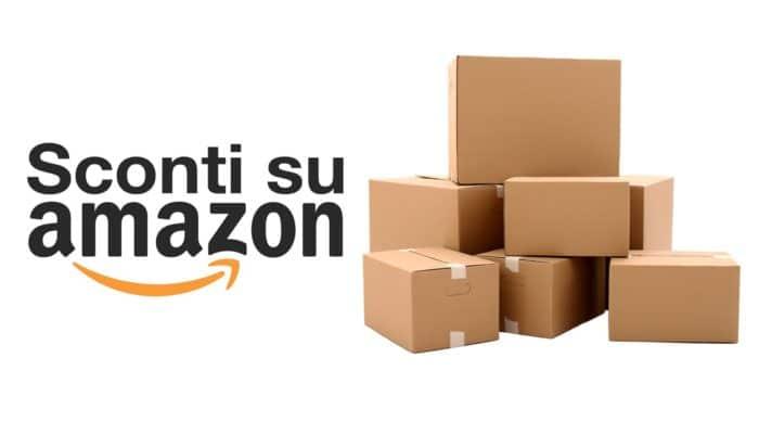 Amazon: che sconti solo per oggi, c'è il metodo per i codici sconto gratis