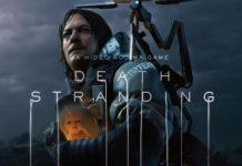 Death Stranding, Sony, PlayStation 4, Hideo Kojima