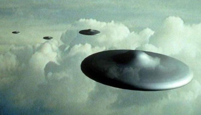 pentagono UFO alieni