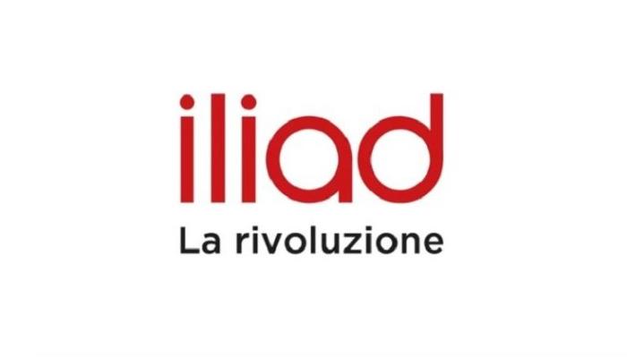 rete Iliad 4G Italia
