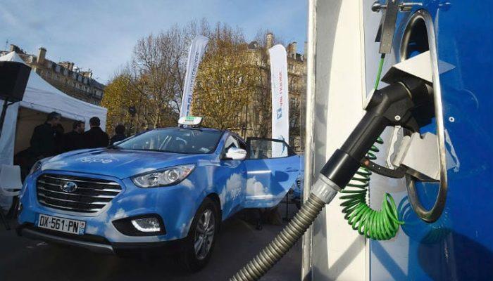 Diesel ed elettrico si scontrano ma a trionfare è incredibilmente l'idrogeno