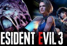 Resident Evil 3, Remake, Resident Evil 2, Capcom