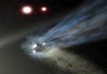 cometa 2I/ borisov