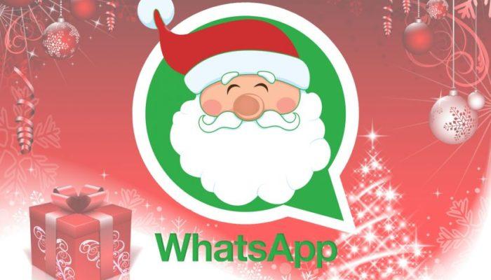 whatsapp e telegram messaggi auguri di natale