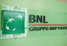 BNL, Banca Nazionale del Lavoro, gruppo BNP Paribas