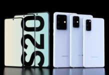 Samsung, Galaxy S20 5G, Galaxy S20 Plus 5G, Galaxy S20 Ultra 5G