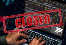 consob chiusura siti illegali trading criptovalute