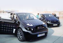 auto a energia solare sono motors