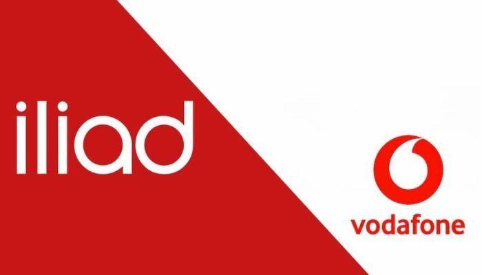 Vodafone contro Iliad: il confronto tra le promo a partire da 4 euro