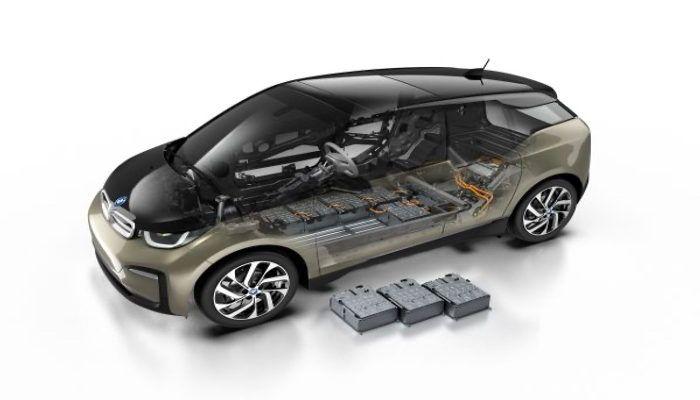auto elettriche batterie sostituibili