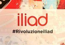 Iliad possiede 3 offerte da far girare la testa: partono da 4 euro al mese