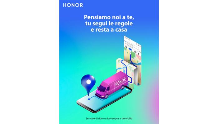 Honor offre assistenza gratuita ai suoi utenti ed estende le garanzie