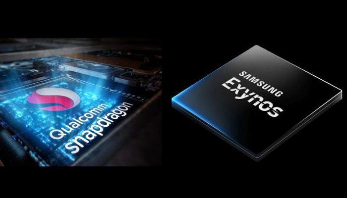 Samsung, Qulcomm, Exynos, Galaxy S20